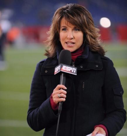 Career at ESPN Suzy Kolber