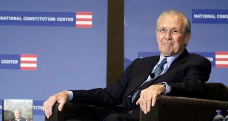 Donald Rumsfeld Net Worth1