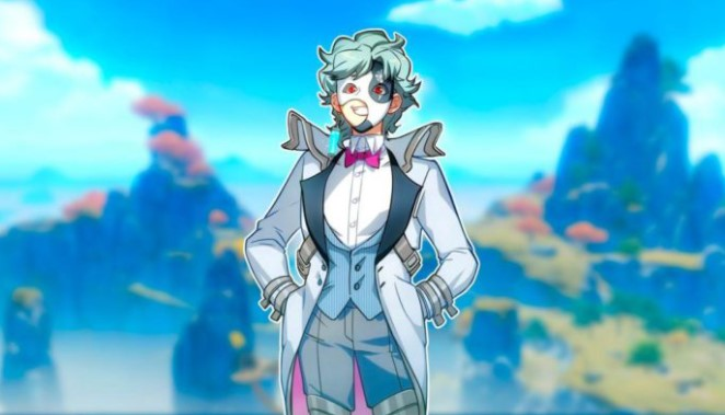 Dottore Genshin Impact Harbinger