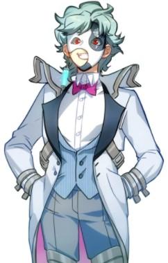 Dottore Genshin Without Mask