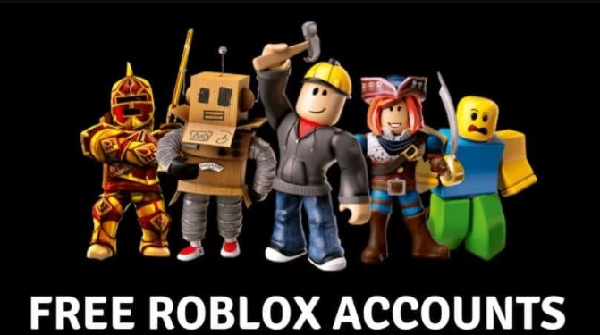 Free Roblox Accounts with 100k Robux