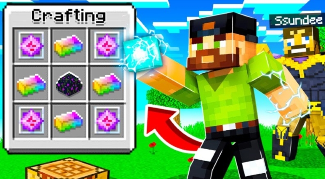 How to Make the Infinity Stones in Minecraft