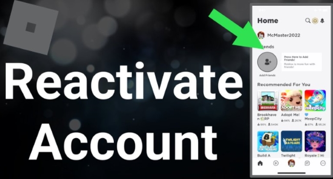 How to Reactivate Your Roblox Account After Being Banned for 7 Days1