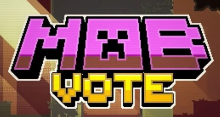 How to Vote for Minecraft Mobs 2021