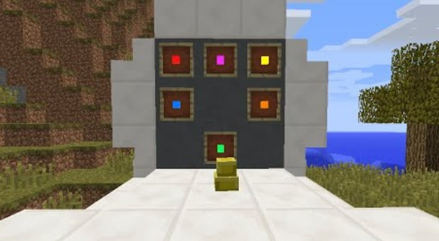 Infinity Stones Mod for Lucraft