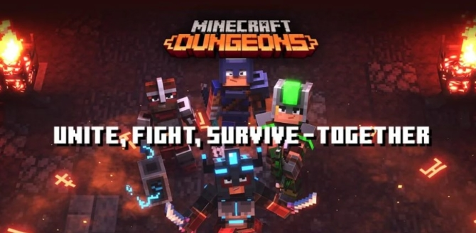 Is Minecraft Dungeons Cross Platform Between PC and Xbox