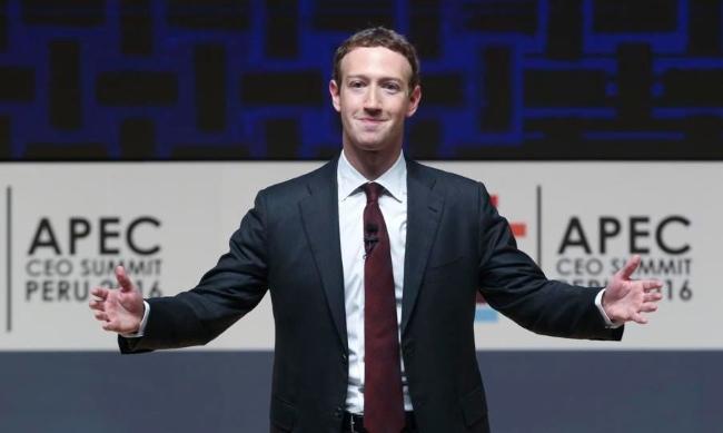 Mark Zuckerberg Net Worth in Billion Dollars
