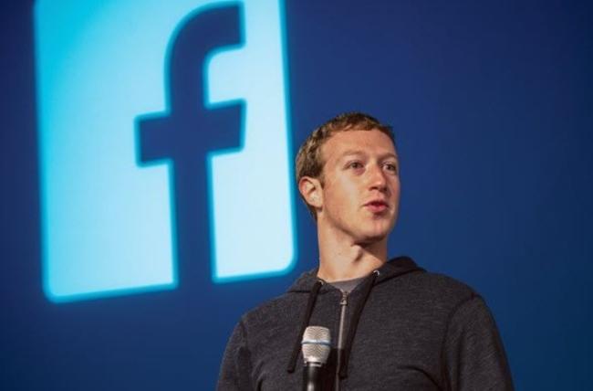 Mark Zuckerberg - One of Co-founding Facebook
