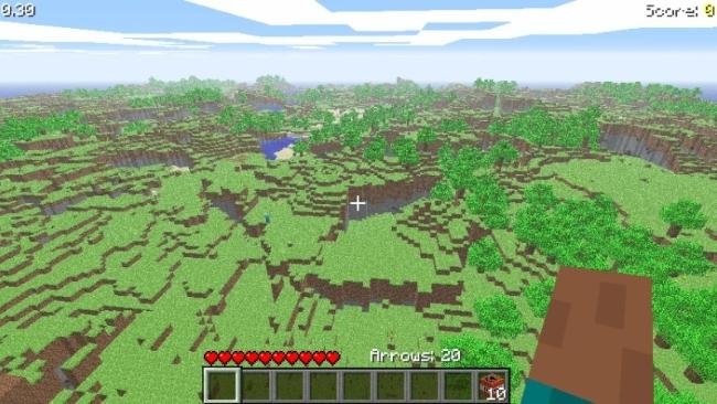 Minecraft Classic Survival Test Unblocked
