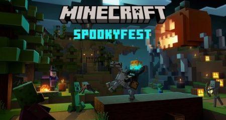 Minecraft Dungeons Halloween Event 2021