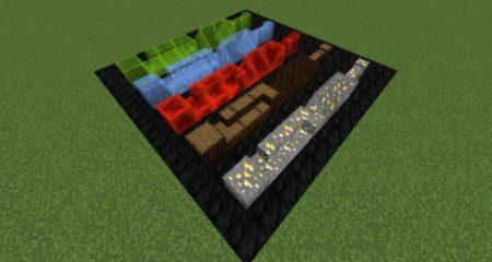 Minecraft Frame Block Mod