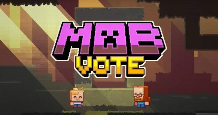 Minecraft Live 2021 Mob Vote