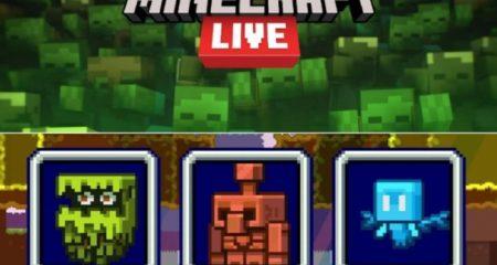 Minecraft Mob Vote 2021 Results