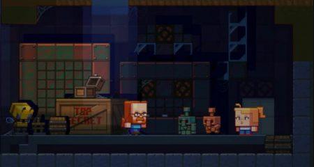 Minecraft Mob Vote Copper Golem