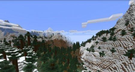 Minecraft Snapshot 21w41a