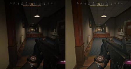 Nvidia Filters Warzone
