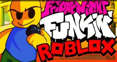 Roblox Noob FNF Mod Online