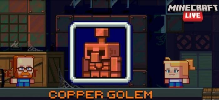 The Copper Golem