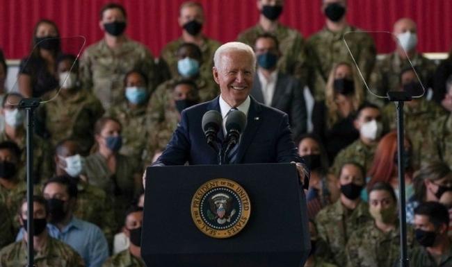 Was Joe Biden in the Military