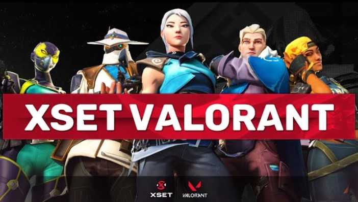 XSET Valorant Settings